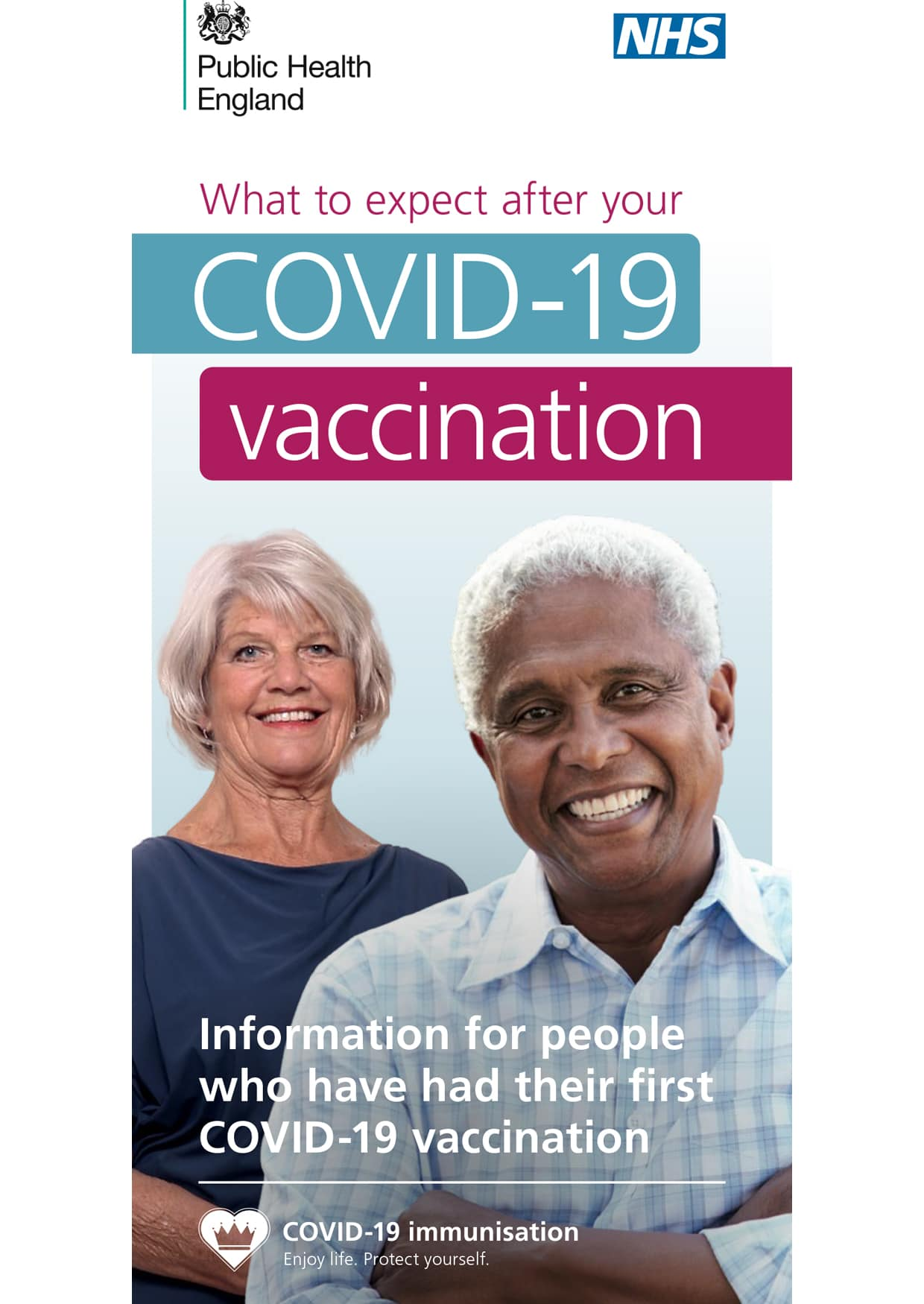 Covid-19 Vaccination Guide for Adults